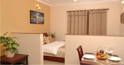serviced apartments gurgaon