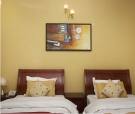 twin-bed-room-apartments-gurgaon