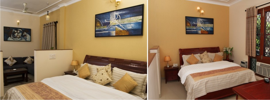 luxury rooms at treetop greens.com gurgaon